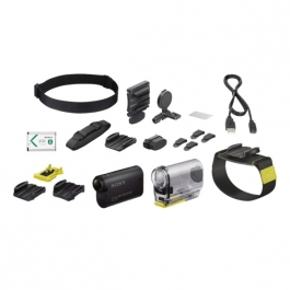 Sony HDR-AS30VW Wearable Mount Kit