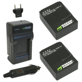 Wasabi Power Battery and Charger for GoPro HERO3